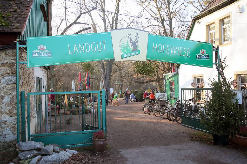 Auf dem Landgut Hofewiese wird am Wochenende das 5. Weinfest gefeiert.