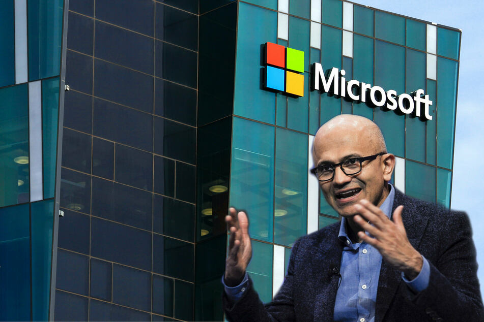 Double Duty: Satya Nadella is now both chairman and CEO of Microsoft