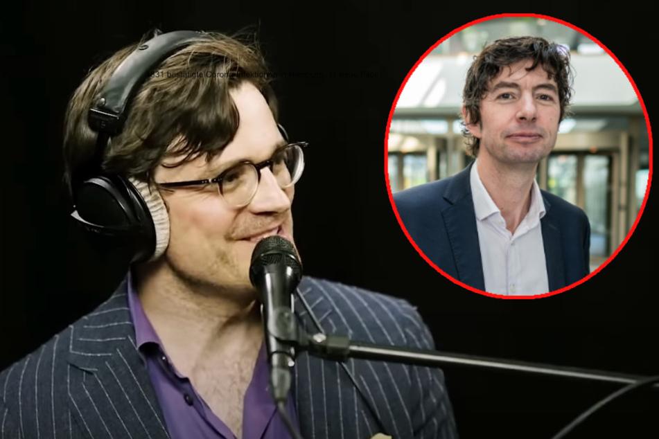 Witzig! Kabarettist schmettert Song über Virologen Christian Drosten