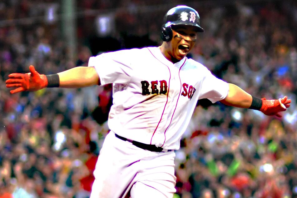 Rafael Devers was a rookie the last time the Red Sox faced the Astros in the postseason, during the 2017 ALCS.