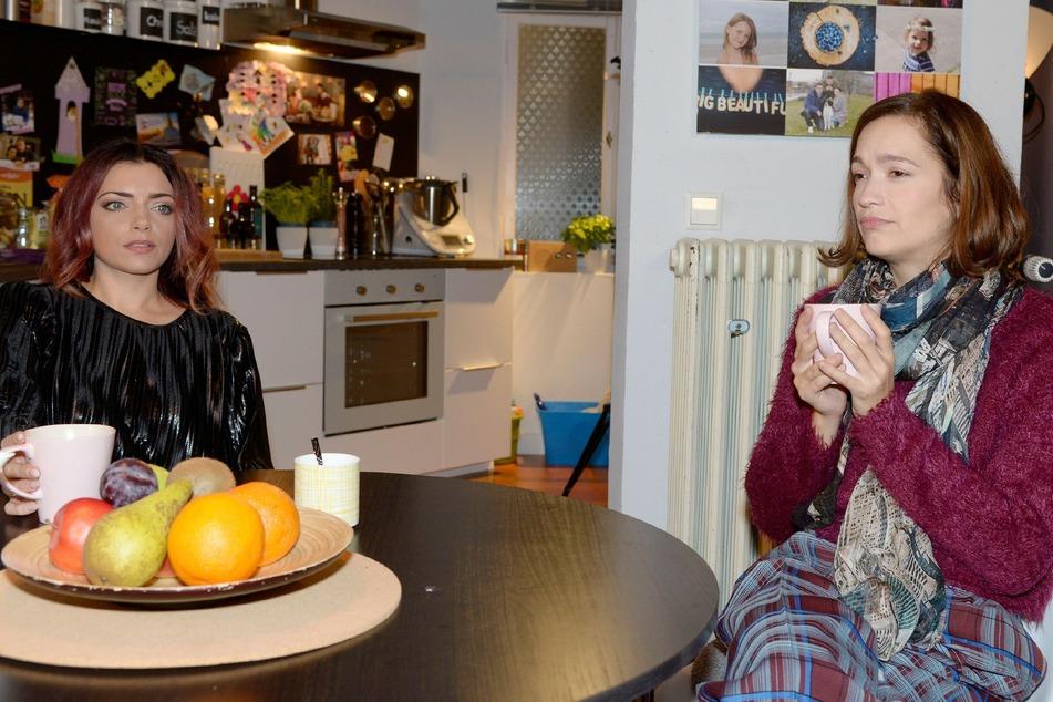 "Uta Kargel (39, r.) ist als ""Lena Bachmann"" zurück bei GZSZ."