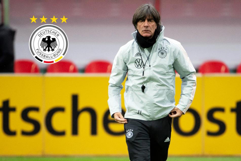 DFB: Jogi Löw streicht vor Nations League fünf Spieler aus dem Kader!