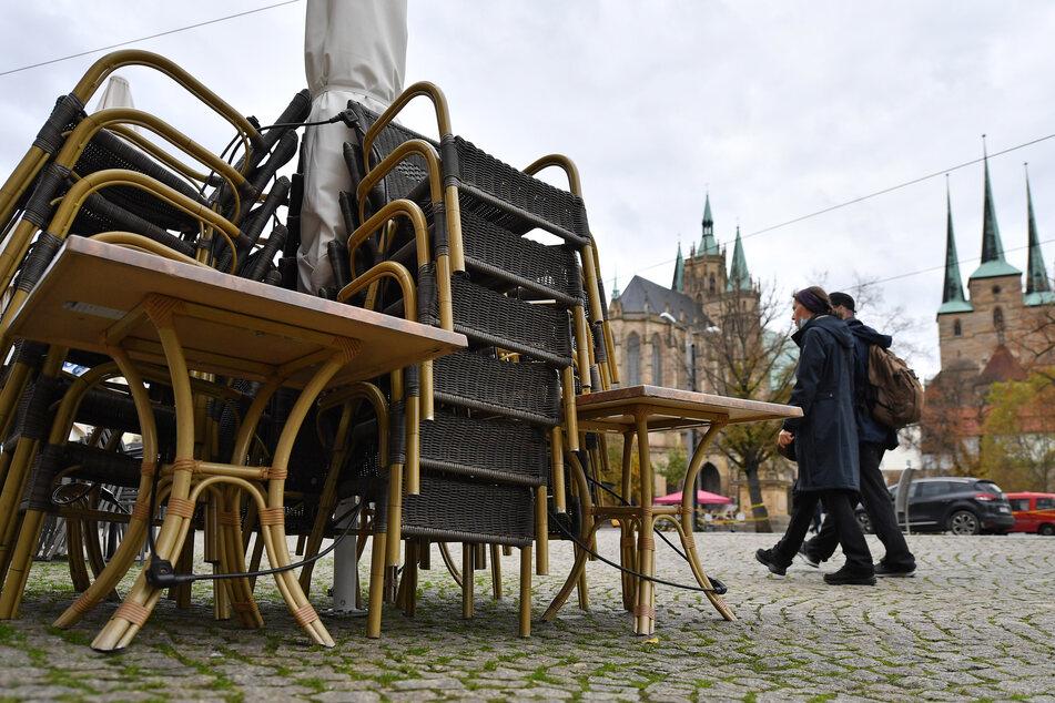 Schockierende Zahlen: So heftig ist der Umsatz im Thüringer Gastgewerbe eingebrochen