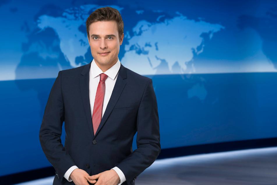 Auch Constantin Schreiber (41) stößt neu zur Hauptausgabe der Tagesschau dazu.