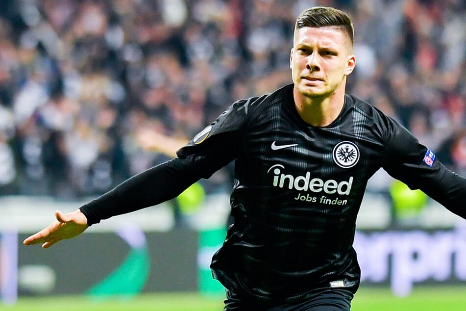 Ex-Eintracht-Spieler Jovic muss in Corona-Quarantäne!
