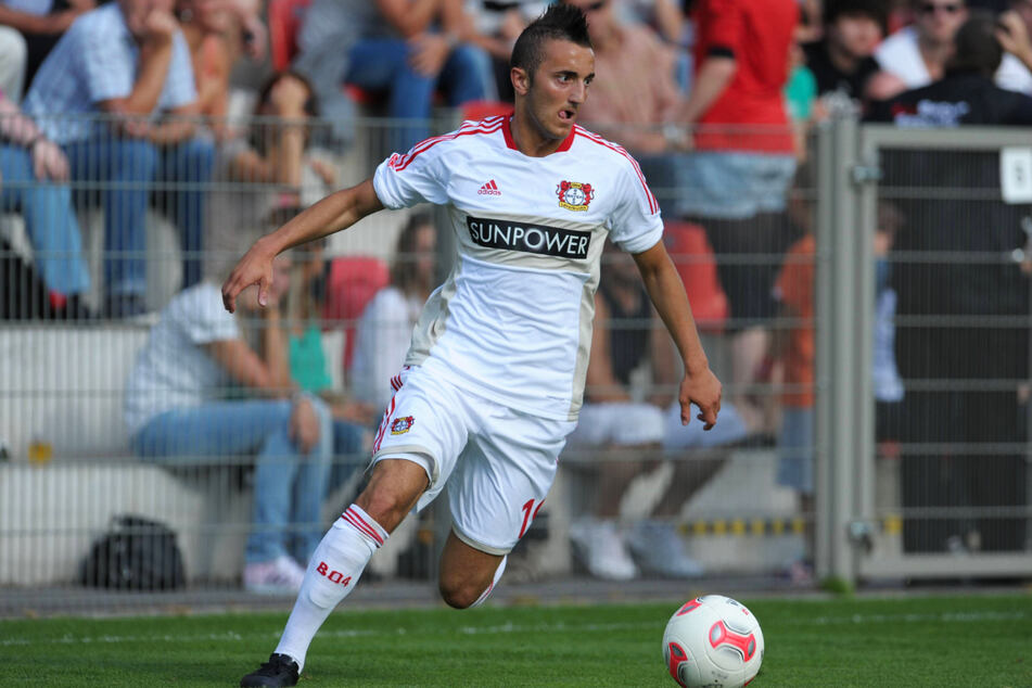 Samed Yesil (27) überragte bei Bayer 04 Leverkusen in der Jugend und feierte für die Werkself auch sein Bundesliga-Debüt.