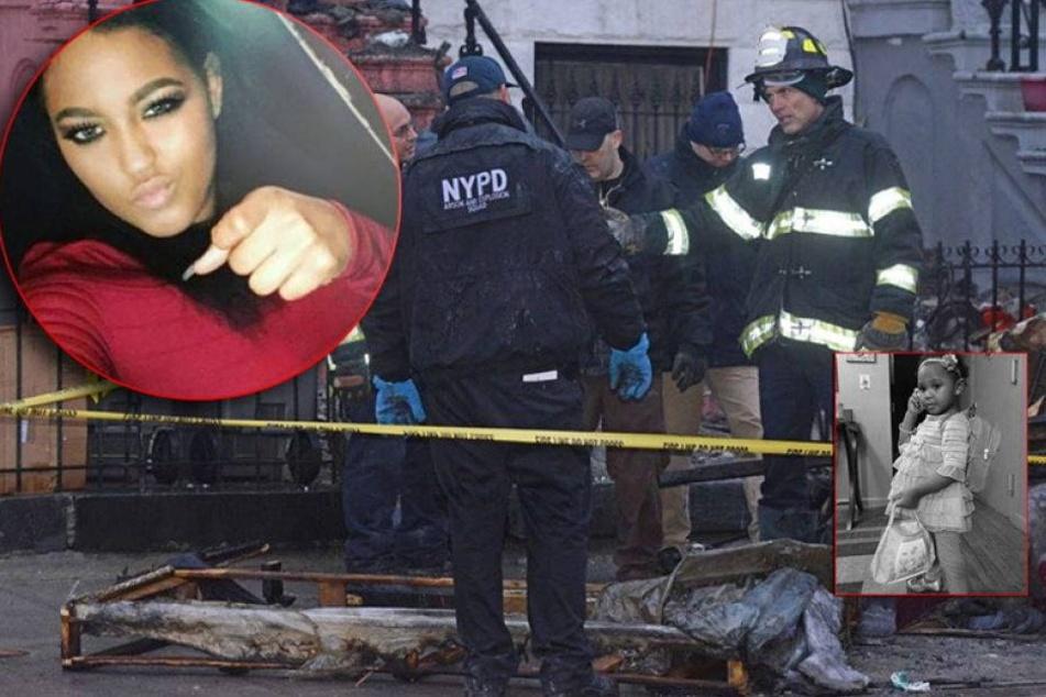2-Jährige stirbt bei Hausbrand weil die Mutter strippen ging