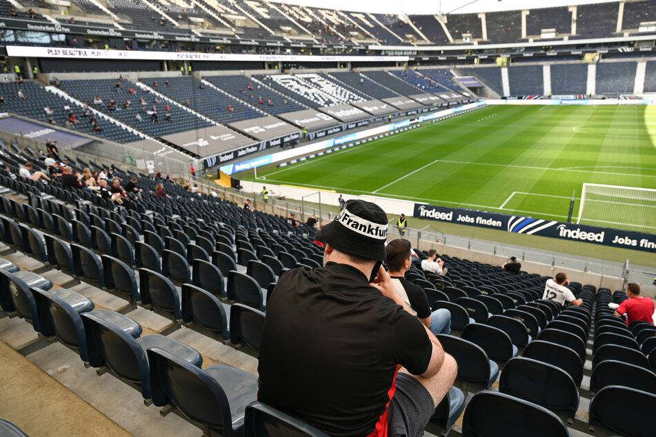 Tausende Eintracht-Fans in Frankfurt im Stadion? Wie sieht das Bild in der kommenden Saison der Bundesliga aus?