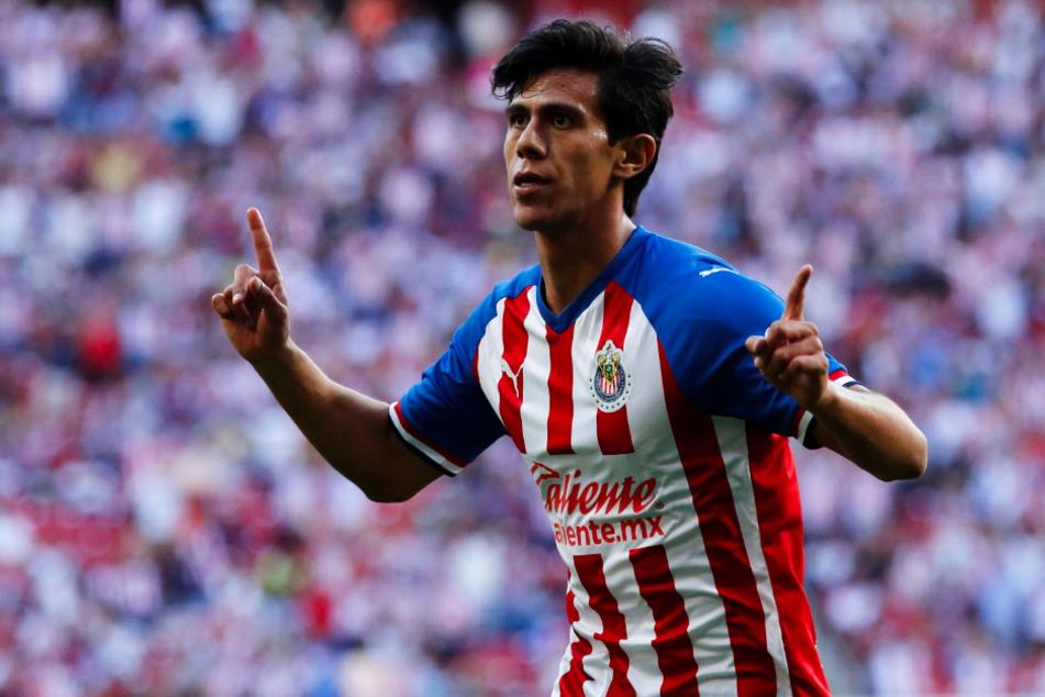 """Jose Juan Macias (20) gilt als größtes mexikanisches Sturmtalent und ist bereits Nationalspieler der """"El Tri""""."""