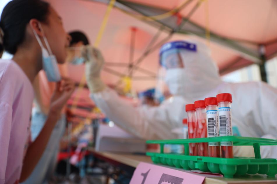 In der südchinesischen Provinz Fujian breitet sich die Delta-Variante des Coronavirus' weiter aus.