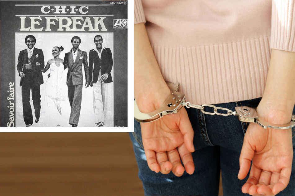 Freak out! Florida woman arrested after attacking her cousin because of disco song