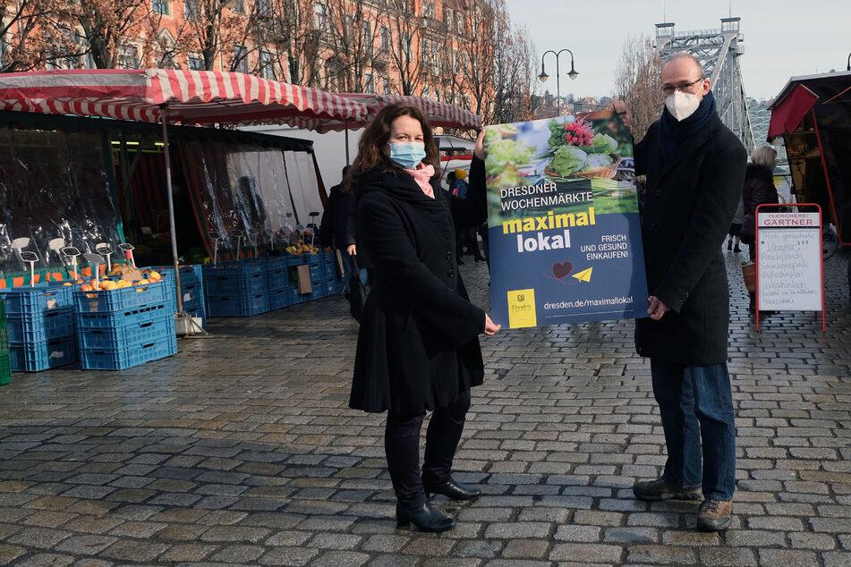 Dresden: Nach dem Ärger um Petz-Plakate: Rathaus wirbt jetzt für junges Gemüse