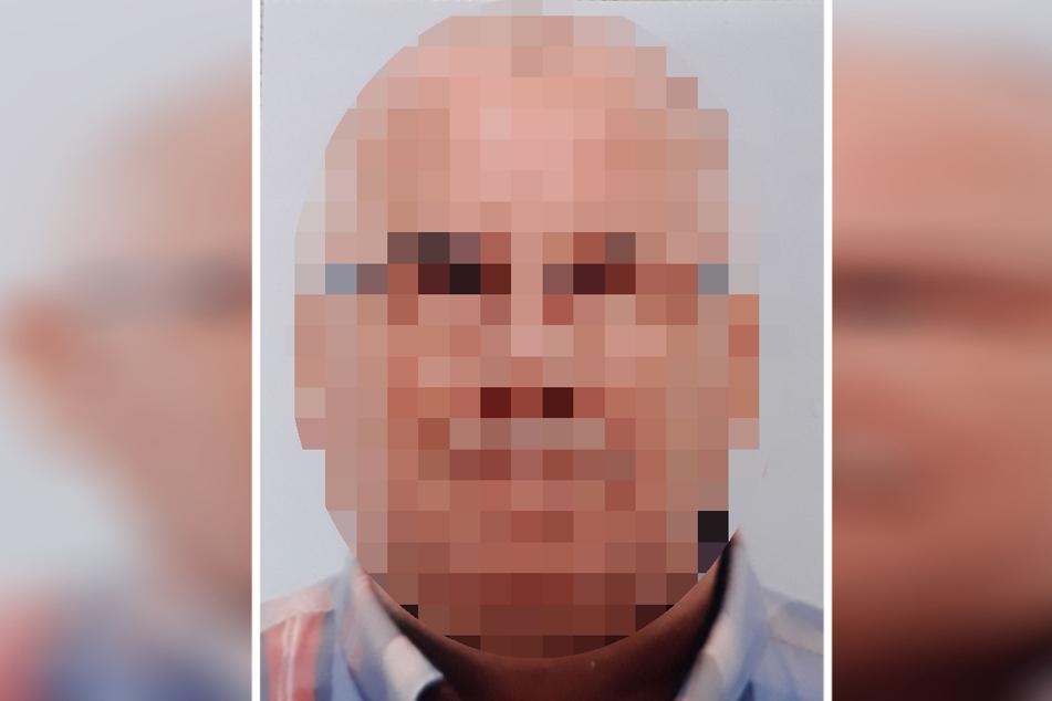 Er wird seit Anfang Juni vermisst: Klaus R. aus Großbardau.