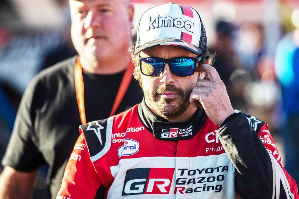 Fernando Alonso (39) wurde wohl auf dem Fahrrad von einem Auto erfasst (Archivbild).
