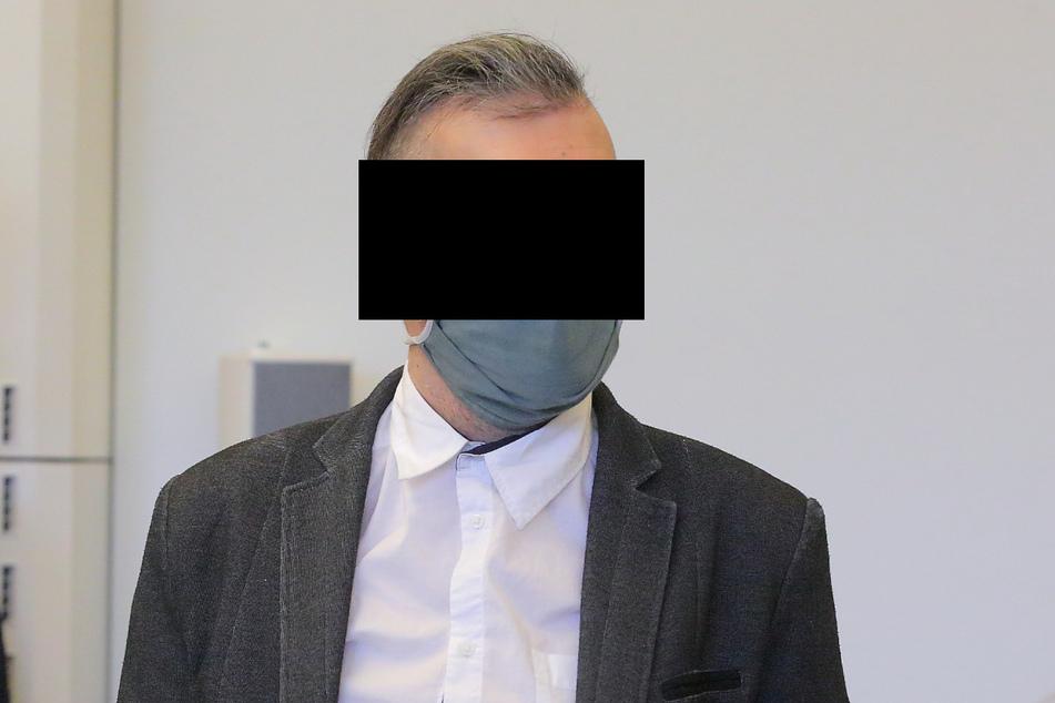 Alexander B. (38) wurde vom Landgericht Dresden wegen schweren sexuellen Missbrauchs von Kindern verurteilt.