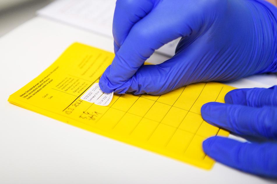 Informationen über die Impfung werden im Impfpass eingetragen.