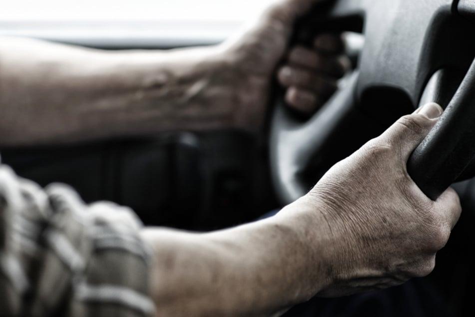 Horror am Steuer! Kleines Tierchen in Auto sorgt für Frontal-Crash