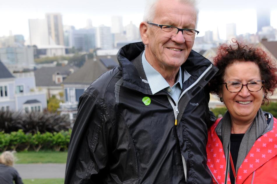 Brustkrebs: Winfried Kretschmanns Frau erfolgreich operiert