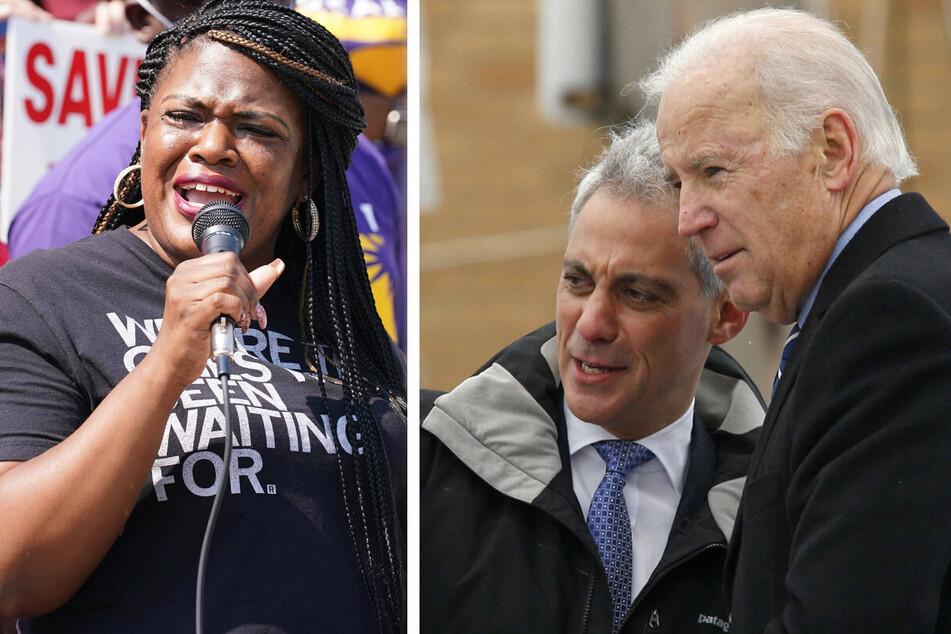 Progressives demand Senate vote down Rahm Emanuel's nomination as US ambassador to Japan