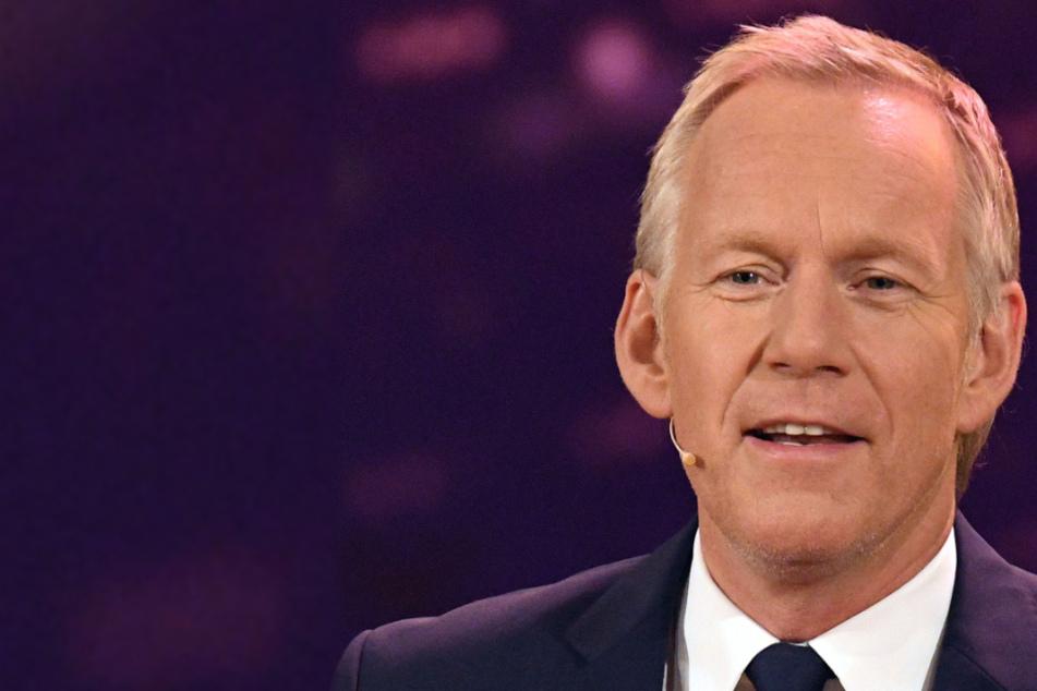 TV-Moderator im Glück: Johannes B. Kerner ist frisch verliebt