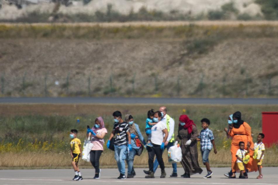 Deutlich weniger illegale Flüchtlinge wegen Corona-Pandemie