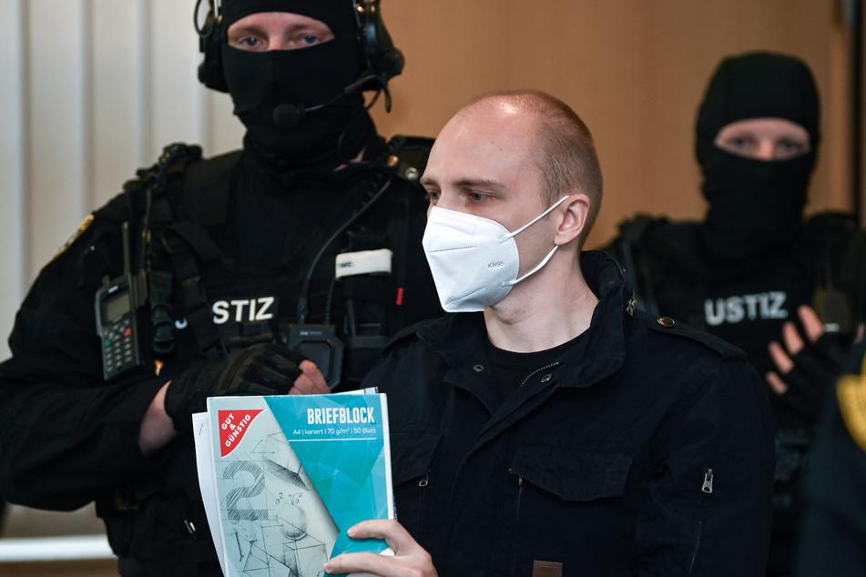 Überlebende aus der Synagoge sagen im Prozess um Halle-Anschlag aus