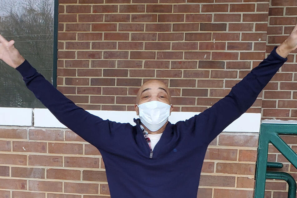 Eddie Lee Howard is a free man after his release from prison in December.