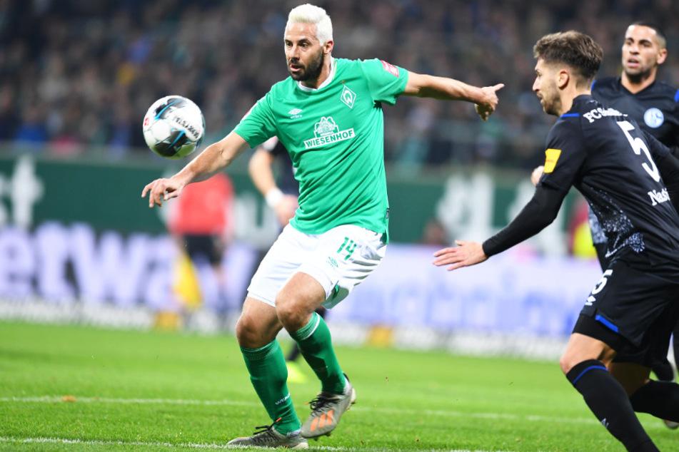 Vielleicht kommt Claudio Pizarro (41) gegen den 1. FC Köln ja noch einmal länger zum Einsatz.