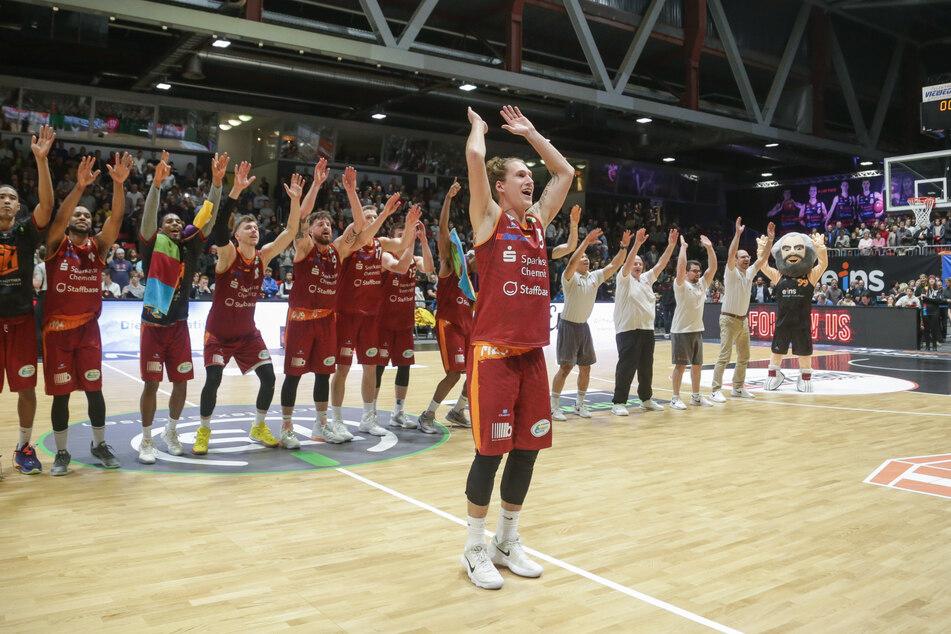 Niners Chemnitz erhalten Lizenz für Basketball-Bundesliga