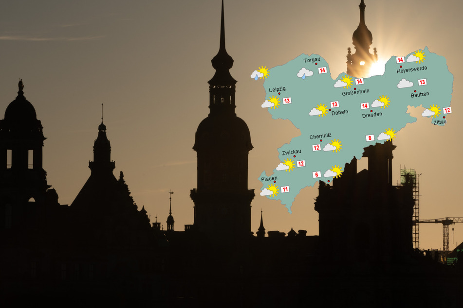 Nach stürmischen Tagen: Neue Herbstwoche in Sachsen wird überwiegend mild