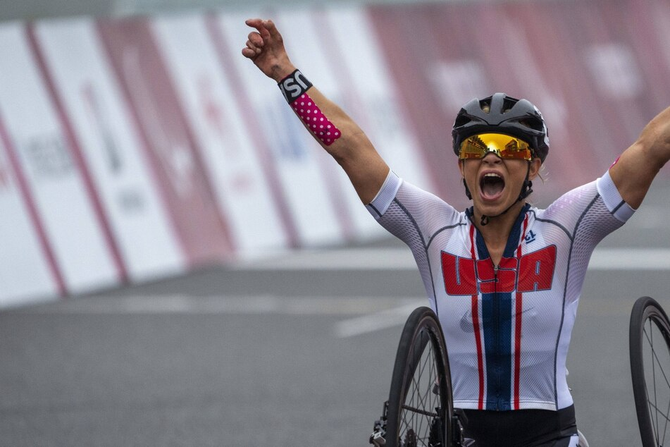 Paralympics: Multi-sport athlete wins two gold medals, putting herself in rare company