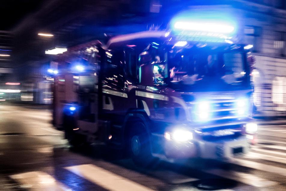 Magdeburg: Feuer in unbewohnter Wohnung sorgt für zwei Verletzte!