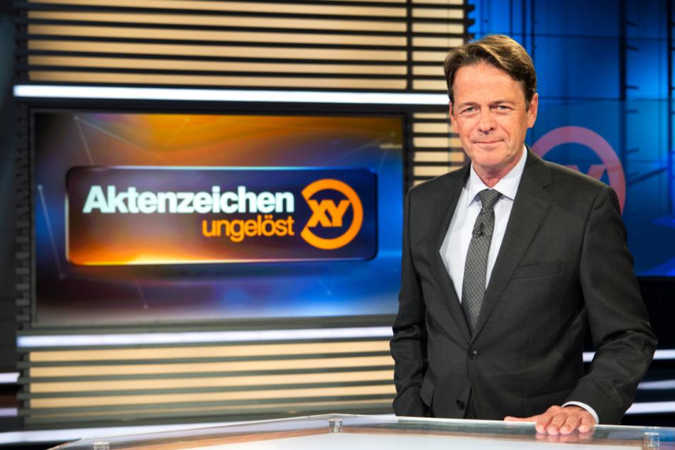 """""""Aktenzeichen XY"""": Moderator Rudi Cerne schockiert! Stand er mit einem Mörder im Studio?"""