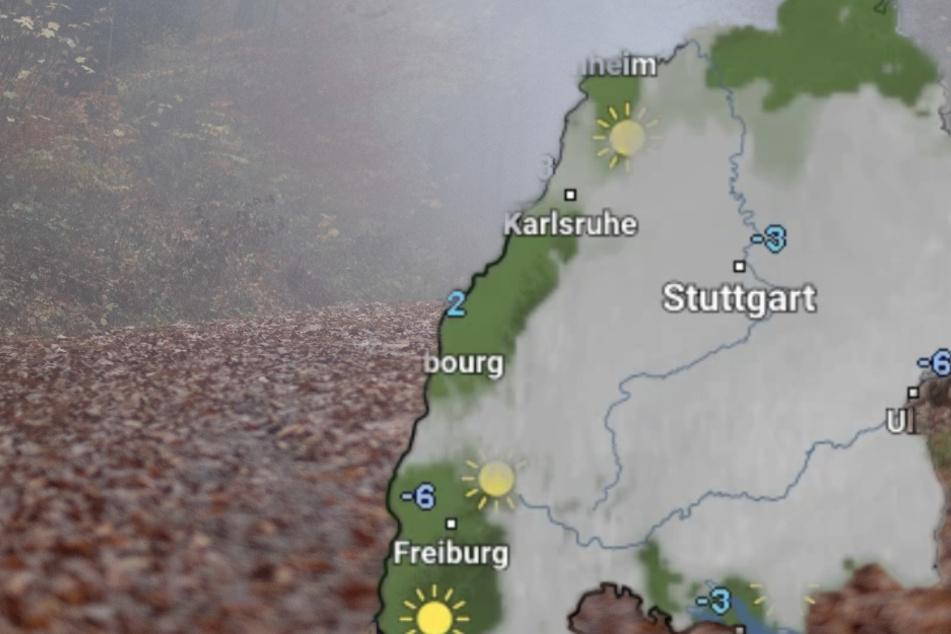 Erst Nebel, dann... So wird das Wetter im Ländle
