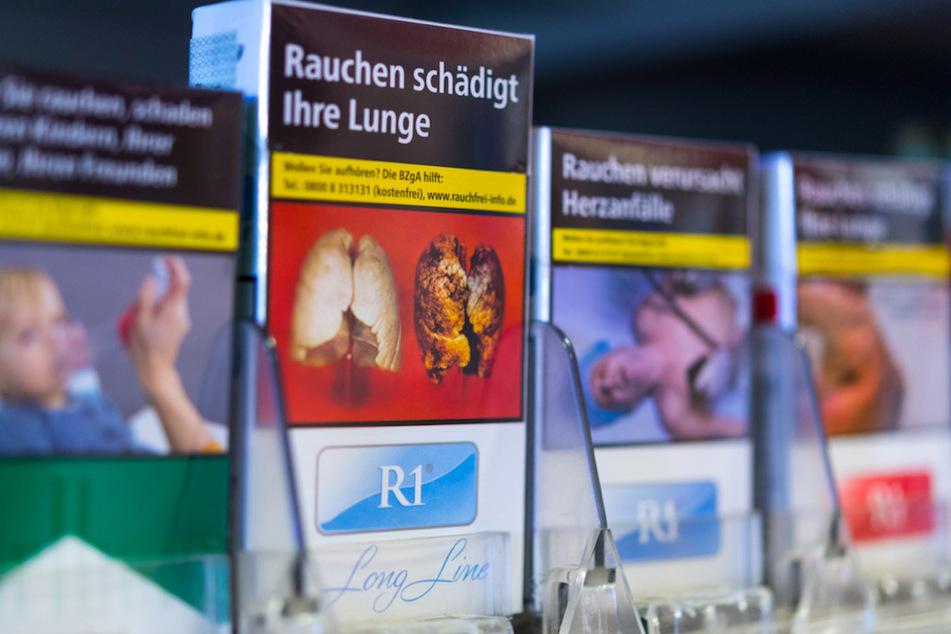 Tumore und Raucherbeine für alle sichtbar: Streit um Ekelbilder auf Zigarettenschachteln