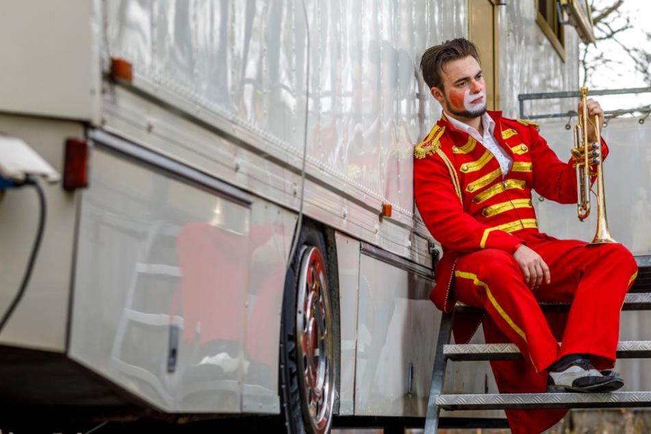 Nur noch Mangel in der Manege: Gestrandeter Zirkus weiß nicht weiter