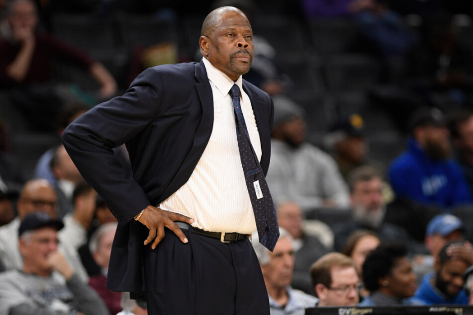 NBA-Legende Patrick Ewing nach Corona-Infektion aus Klinik entlassen