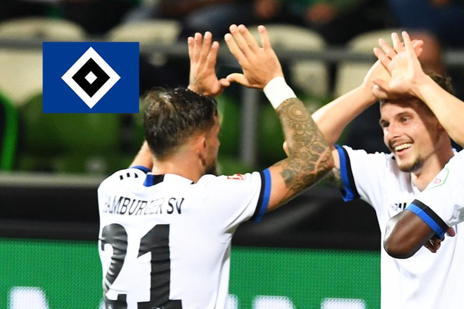 HSV-Profis kehren ins Teamtraining zurück, dafür ein weiterer Stürmer erkrankt