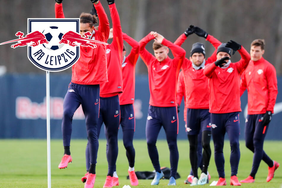 Gute Nachrichten: Sachsen genehmigt Mannschaftstraining von RB Leipzig