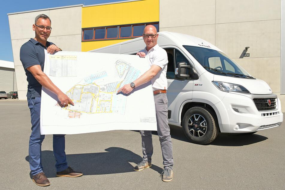 Nach einem Run auf die Reisemobile von Capron muss das Unternehmen nun die Produktion erweitern.