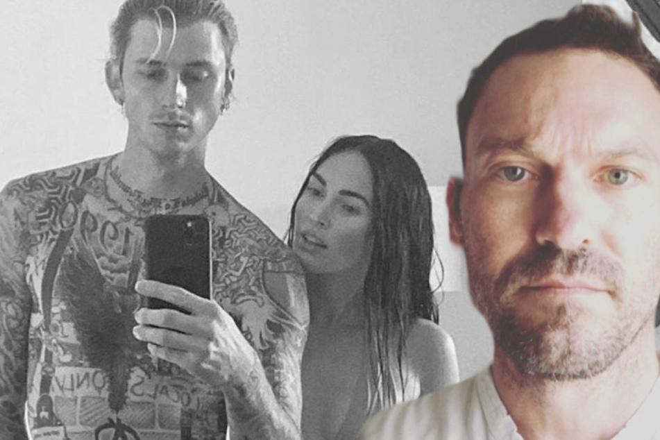 Rosenkrieg? Brian Austin Green macht sich über Ex Megan Fox und deren neuen Freund lustig