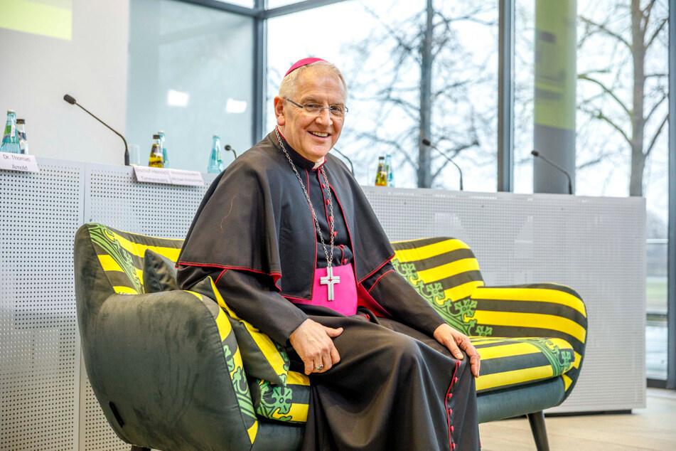 Der Bischof des Bistums Dresden-Meißen, Heinrich Timmerevers (68).