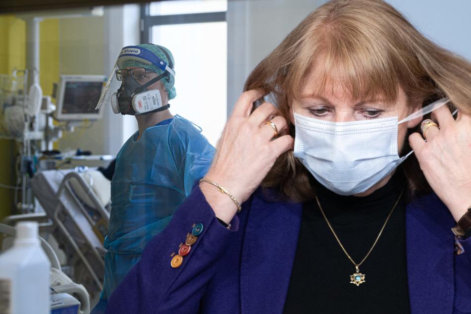 Dresden: Immer mehr Corona-Patienten! Sachsens Krankenhäuser erneut vor Überlastung