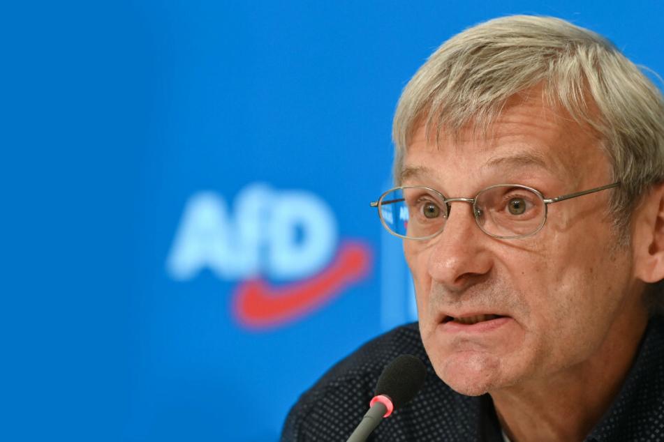 AfD-Mann Christoph Berndt soll Neonazi-Verbindung haben