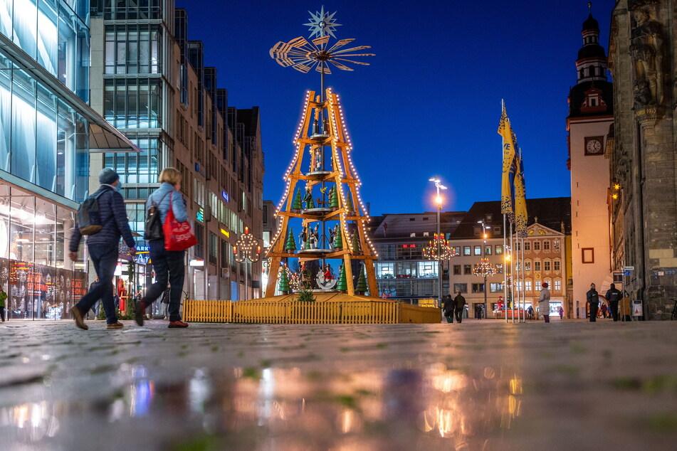 Chemnitz: Alarmierende Zahlen! Dem Chemnitzer Weihnachtsmarkt gehen die Händler aus