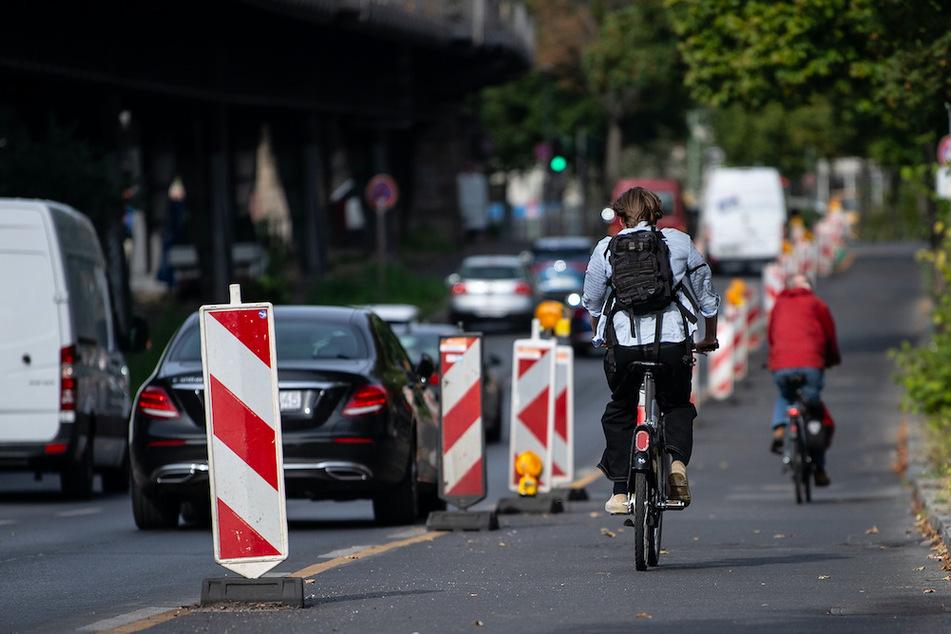 Gedämpfte Begeisterung für Pop-up-Radwege in Bayern: Was ist schlecht an mehr Platz für Radfahrer?
