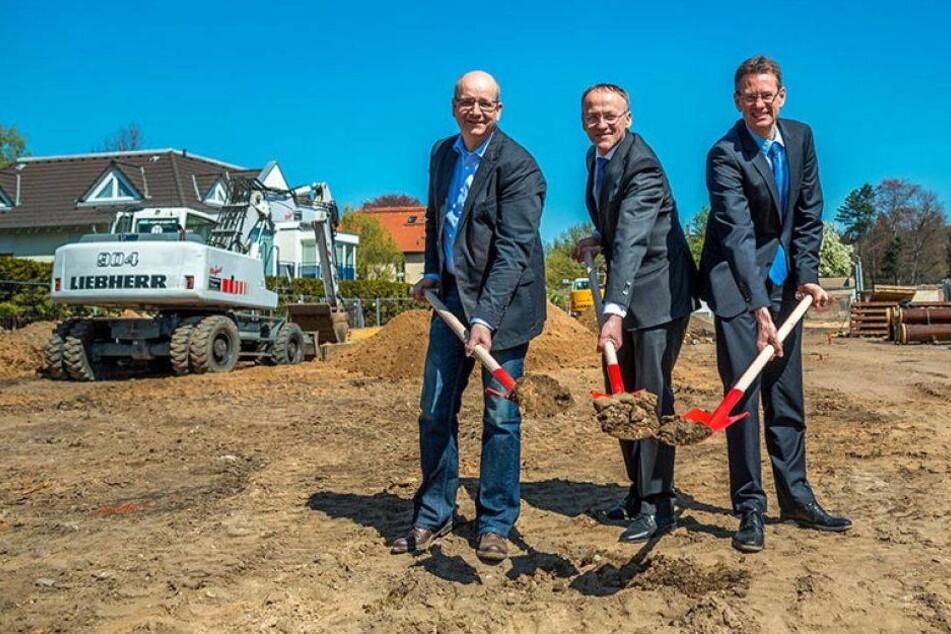 Alter DVB-Betriebshof wird neues Zuhause von 1600 Schülern