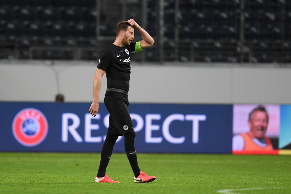 Eintracht-Frankfurt-Kapitän David Abraham (34).