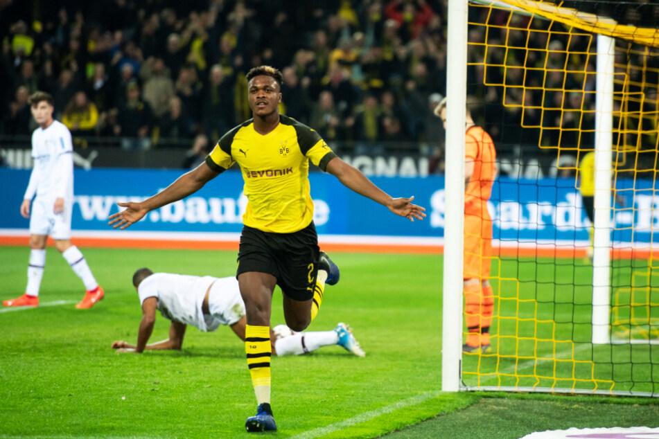 Dan-Axel Zagadou (21) fehlt dem BVB aus Verletzungsgründen immer wieder.