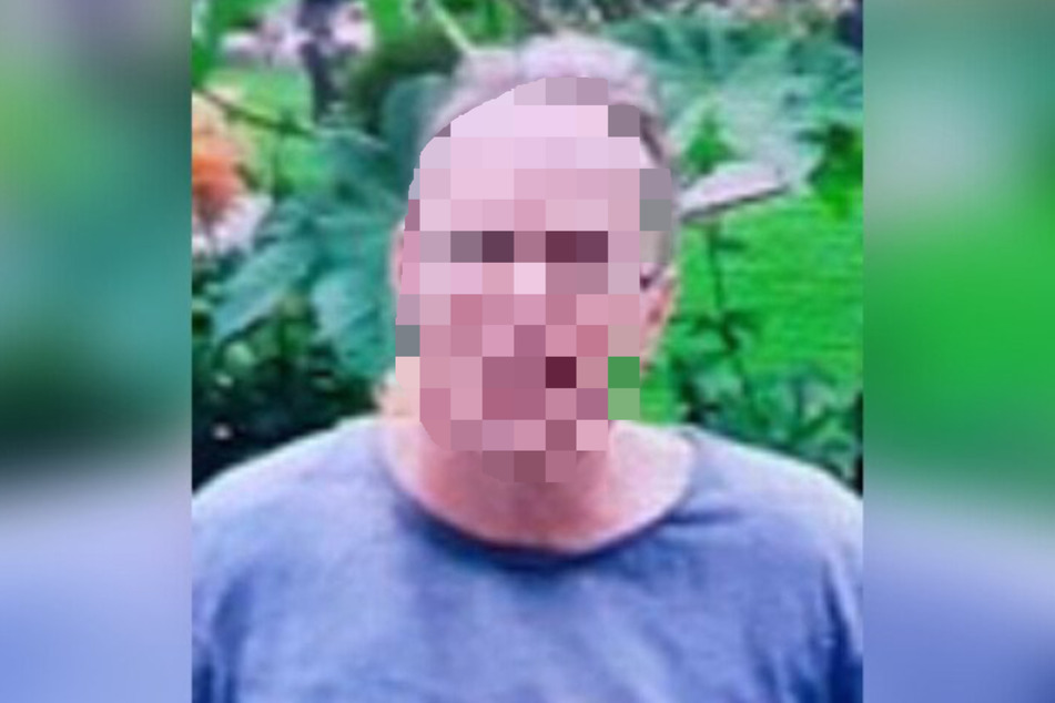 Die Polizei sucht nach Thomas Höpfner (48) und bittet Zeugen um Mithilfe.
